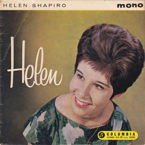 (Swing, Jazz Vocal) [LP] [24 / 96] Helen Shapiro (Martin Slavin and his Orchestra) - Helen - 1961 (Columbia), FLAC (tracks), lossless